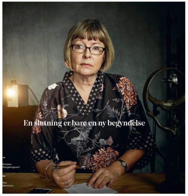 Artikel i Dansk Erhvervs Magasin