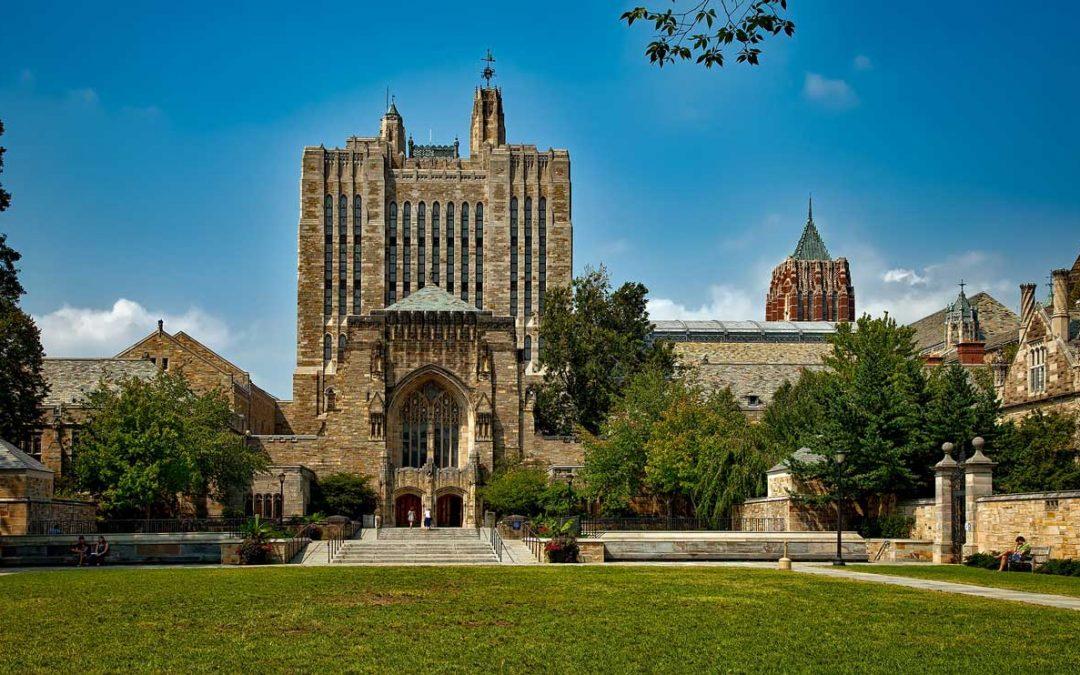 Foredrag på Yale University